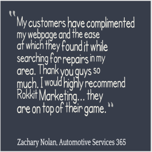 Rokkit Client Review - Getting Found