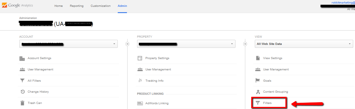 Google Analytics - How To Filter Bots