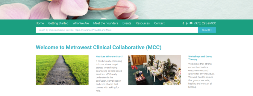 MCC Home Page
